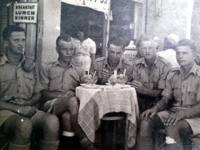 Members of the 1st Polish Independent Parachute Brigade, date unknown.