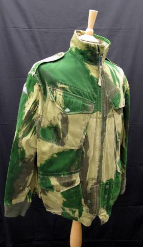 Smock Camouflage NSN 840599973, from the Airborne Assault Museum Collection, Duxford.
