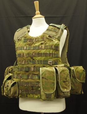 2010 Osprey Assault Body Armour from the Airborne Assault Museum Collection, Duxford.