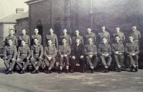 P Company Depot Aldershot c1951