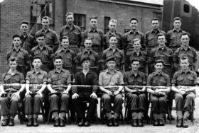 P Company, Aldershot, July 1952.