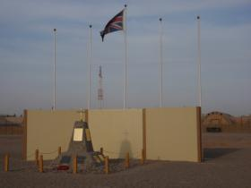The Camp Bastion Memorial