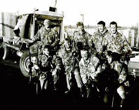 1 PARA Spearhead Tour 1981-1982 CS 11c and 11d