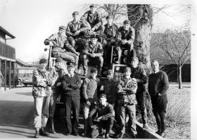 Caterham 1977 Fire Fighting