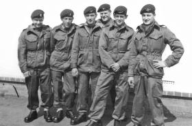 PCAU Group  - very well dressed circa 1957