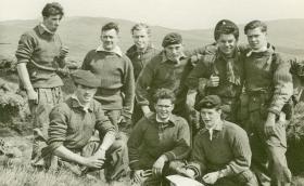 PCAU Wales exercises, 1958