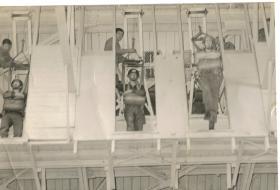 The Fan Trainer RAF Abingdon 1970