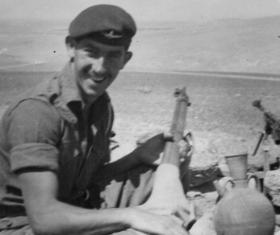 George Parry, Jordan, 1958
