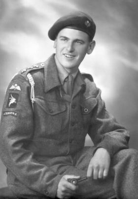 T/Capt 'Pat' Hastings