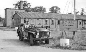 PCAU  Living Quarters Culham, late 1950s