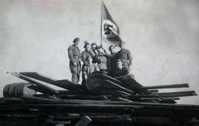 Members of 12th Para Bn c1944-1945.