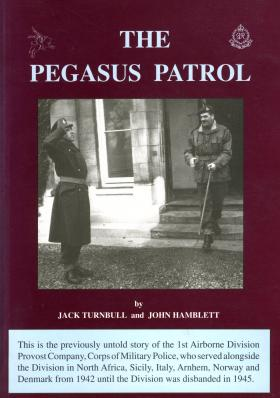 Pegasus Patrol Book Cover