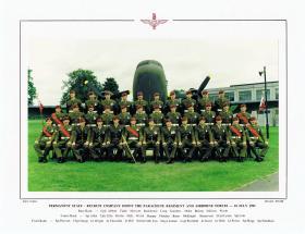 Permanent Staff, Recruit Company, Depot, July 1992.