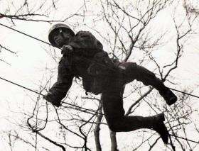 Pte Peter Grundy, P Coy, 1979.