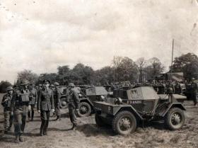 Phantom GHQ Liaison Regiment, c1942.