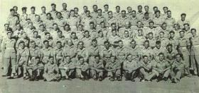 B Coy 8th Parachute Battalion The Parachute Regiment, Palestine