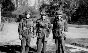 Intelligence Officers of 6th Airborne Division 1944
