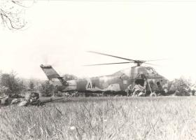 Picking up Patrols from 2 Para C (Bruneval) Coy Northern Ireland, 1980