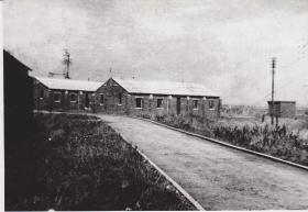 NCOs' School Lines Piddlehinton Camp 1946