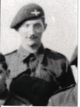 Private Francis J ('Rex' 'Umbriago') Hillier