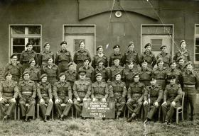 All Arms Training Course No. 2. Germany 1948.