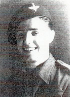 Private Robert E Johns, 1944.