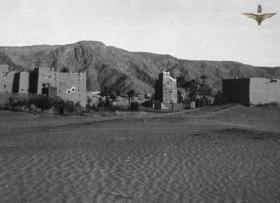 Beihan Village, Radfan, 1957