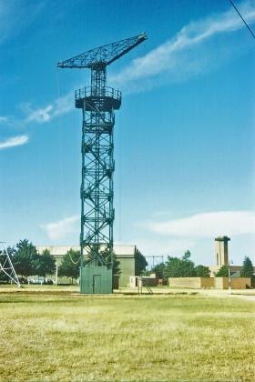 Tower, NO 1 PTS RAF Abingdon