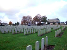 CWGC Ranville War Cemetery