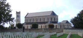 Ranville Churchyard
