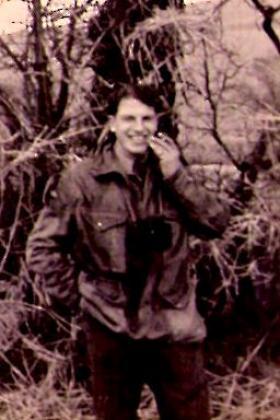 Major George Hewetson