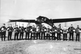 The First Parachute Regiment Freefall Display Team, 1964