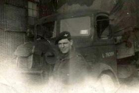 Pte Foley, c1944.
