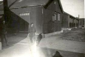 Private Reginald Foley, c1944.