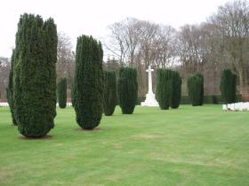 Reichswald Forest War Cemetery 2010