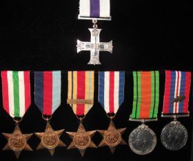 Reverend Robert Talbot-Watkins Medal Set