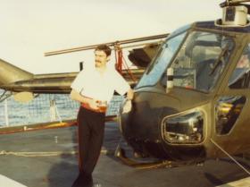 Lt Richard Nunn DFC RM