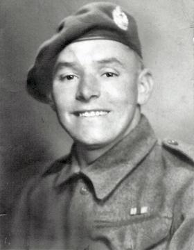Robert 'Bobby' Evans, 1941.