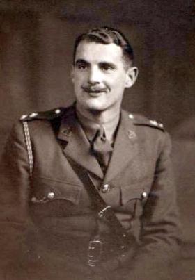 Lt Robert Midwood, c1942.