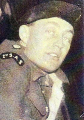 Maj Oswald Rooney, 2 SAS, c1945.