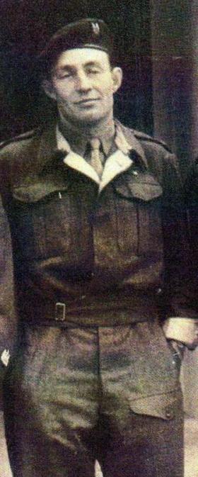 Maj O B Rooney, 2 SAS, c1945.