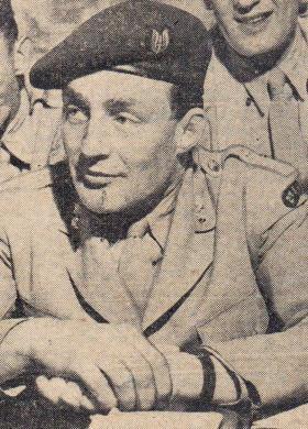 Maj Rooney, 2 SAS, c1945.