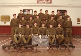7 Platoon 3 Coy 10 PARA Annual Camp Sennelager October 1982
