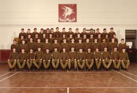 3 Coy 10 PARA Annual Camp Sennelager October 1982