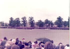 Airborne Forces Day Aldershot July 1978