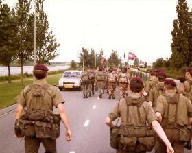 10 PARA team Nijmegen March 1980