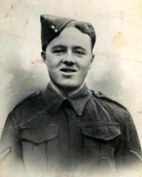 Private Gordon Ainger