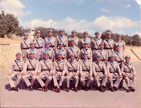 3 PARA Officers - UNFICYP Tour 1972