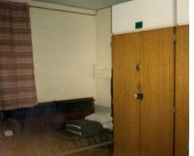 Junior Para Coy Bed Block, Pirbright c1986.