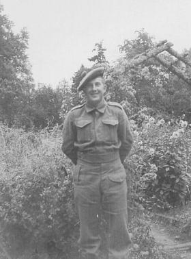 George Scrimgeour 1940
